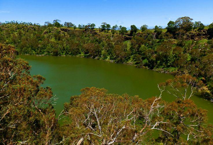 Lake Surprise, Mt Eccles National Park ... just another adventure on #Australia's Kanawinka Geotrail!