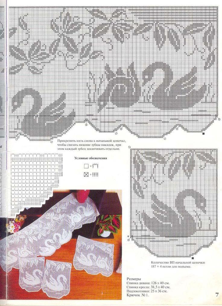 Szydełkomania: Crochet Chair - design del 1968