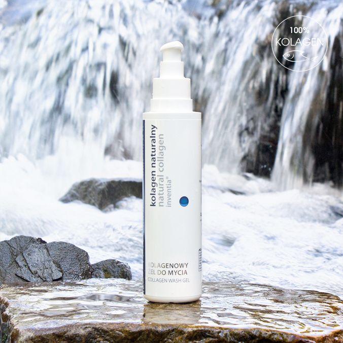 Natural Face Care - naturalny kolagenowy żel do mycia twarzy - gwarantuje nawilżenie i odżywienie jednocześnie wykluczając prawdopodobieństwo podrażnień. . Zobacz więcej na: http://sklep.tajnikiurody.pl/pielegnacja_twarzy/kolagenowy_zel_do_mycia.html