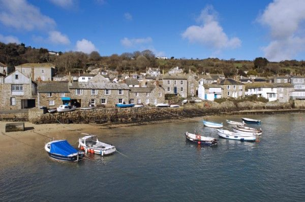 Luxury self-catering holiday Mousehole
