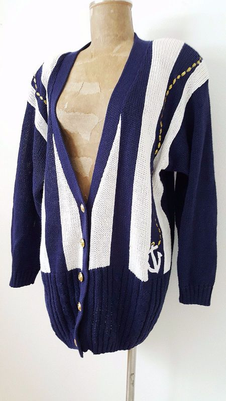 Best 25  Nautical cardigans ideas on Pinterest | Nautical clothing ...