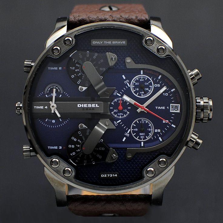Таким образом часы diesel становятся неотъемлимым аксессуаром для молодого и стильного путешественника.