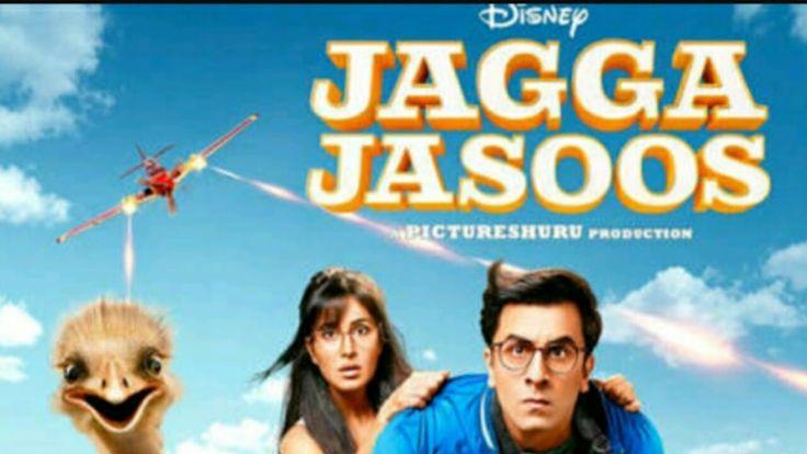 Jagga jasoos full HD movie II Ranveer kapoor and Katrina kaif jaggu jasoos  Duration: 2:45.