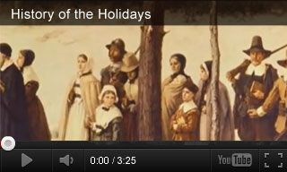 High school students will learn about the history of Thanksgiving celebrations and the eventual declaration of Thanksgiving as a national holiday. This video is paired with three extension activities for grades 9-12. http://www.teachervision.fen.com/thanksgiving/video/72968.html