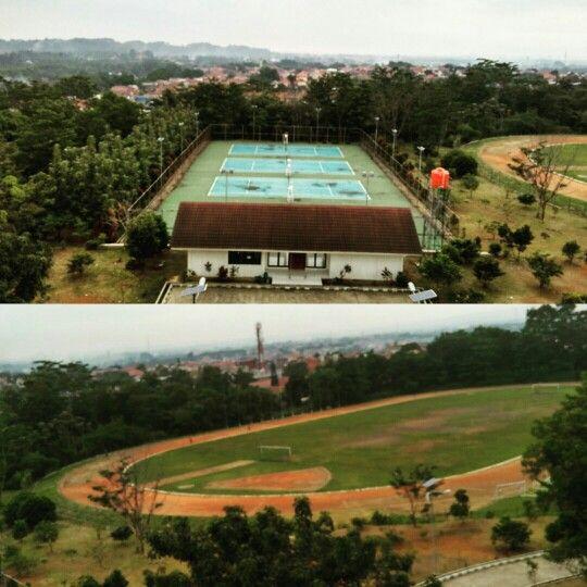 Pemandangan dari gedung baru,,,