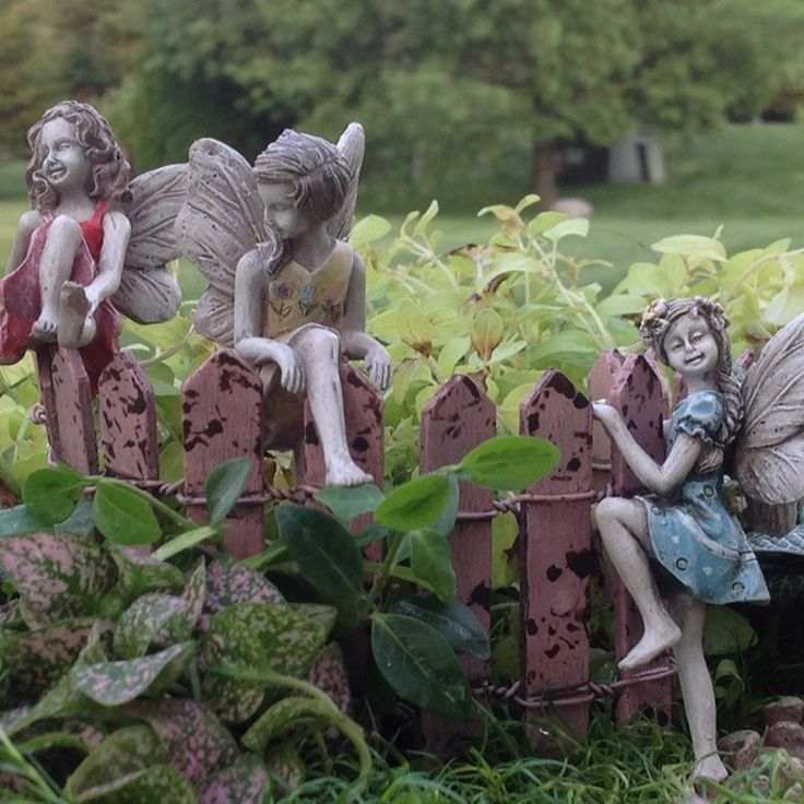 Climbing fairies