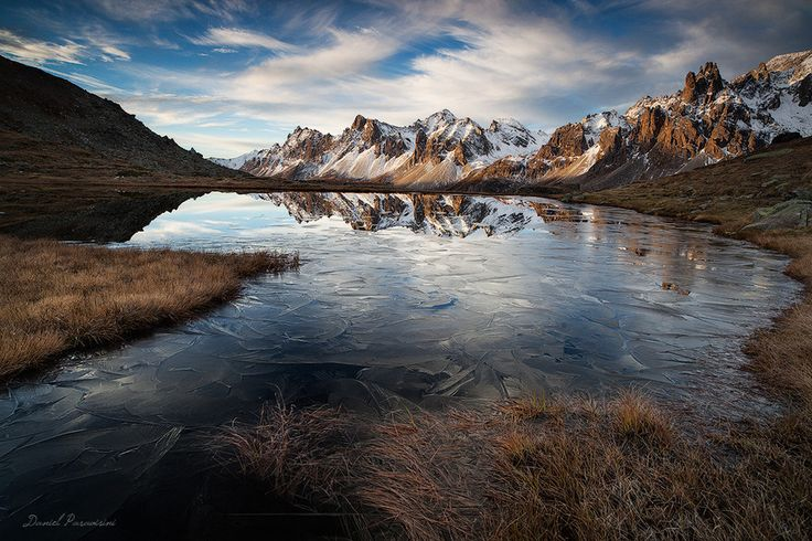 A cold autumn morning by Daniel PARAVISINI on 500px