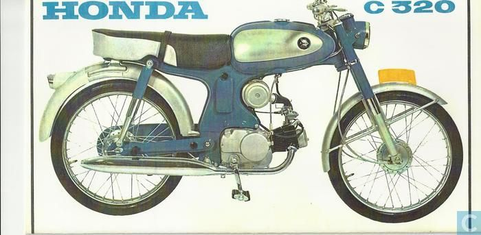 honda c320 parts - Google Search