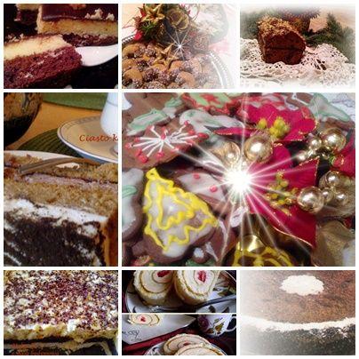 W kuchennym oknie Ewy: Ciasta , ciasteczka na święta