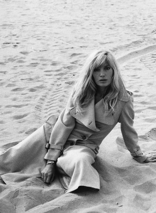 Monica Vitti by Marisa Rastellini, October 1971