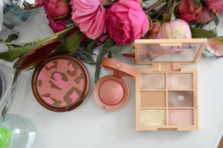 Makeup products for summer