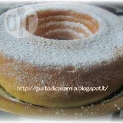 Ciambella all'arancia senza burro né olio @ allrecipes.it