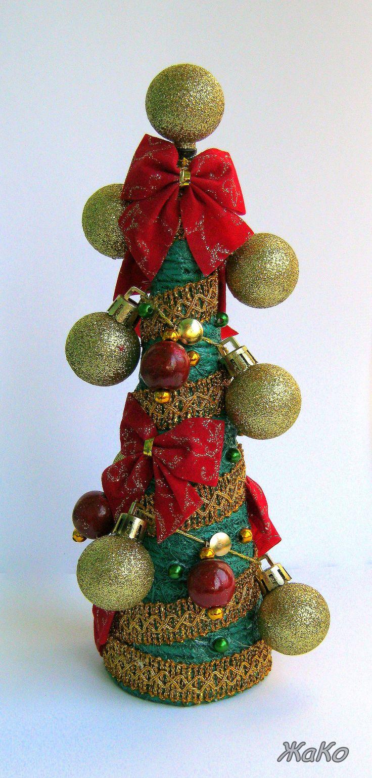 29 best Новогодние елочки Christmas trees decoration images on ...