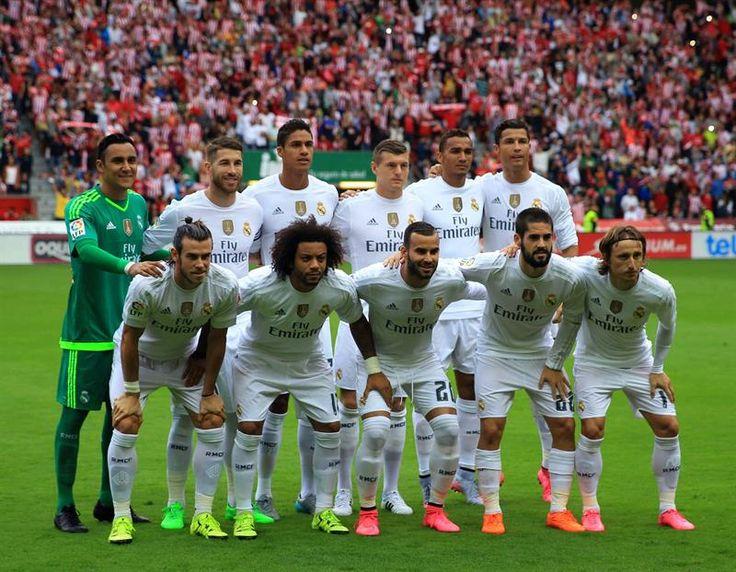 Sigue la sequía: Real Madrid con Keylor Navas igualó sin goles ante el Sporting de Gijón