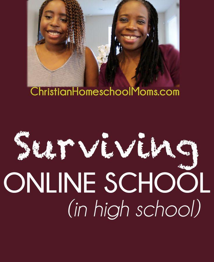 Surviving Online School in High School