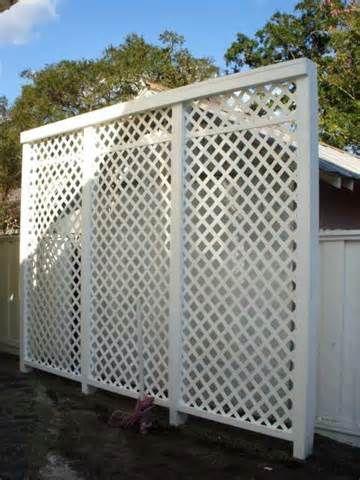 Backyard Deck Privacy Ideas