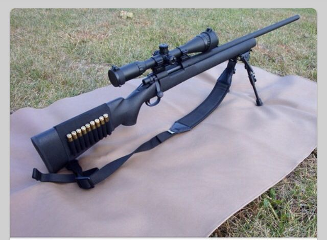 Image result for remington 700 .308