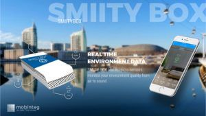 Com SMIITY Box já é possível medir a qualidade do ar e poluição sonora?