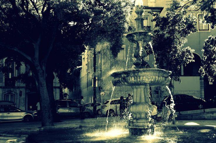 #fuente #lisboa #portugal #fountain #travel