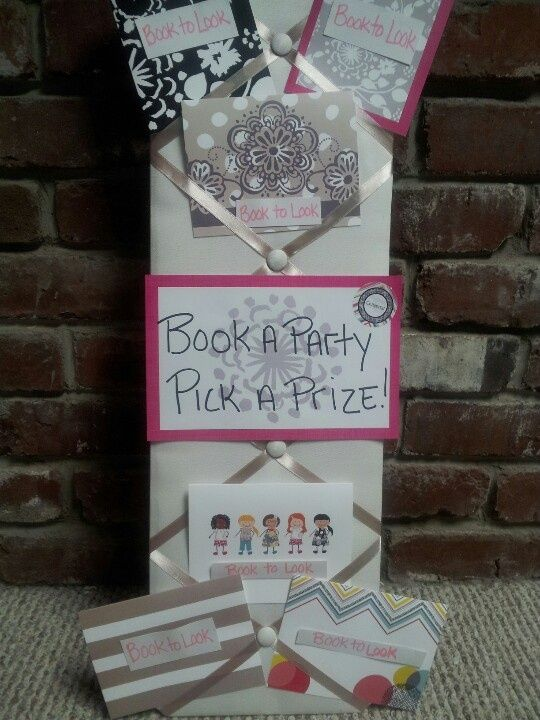 Book A Party-Win a Prize  www.carrie17elizabeth.jamberrynails.com