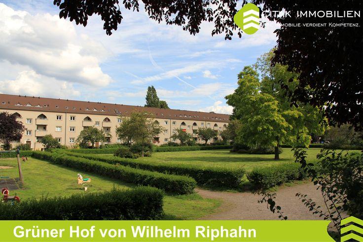 Köln-Mauenheim-Grüner Hof von Wilhelm Riphahn