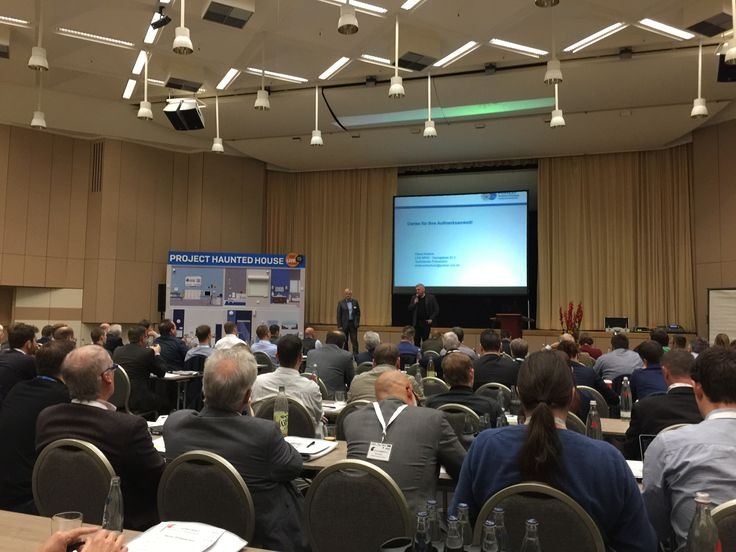 Smart Home Initiative Germany invites KNX to Security Conference