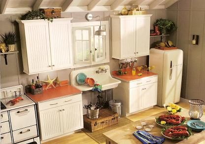 27 best kitchen ideas images on pinterest for 1930 style kitchen cabinets