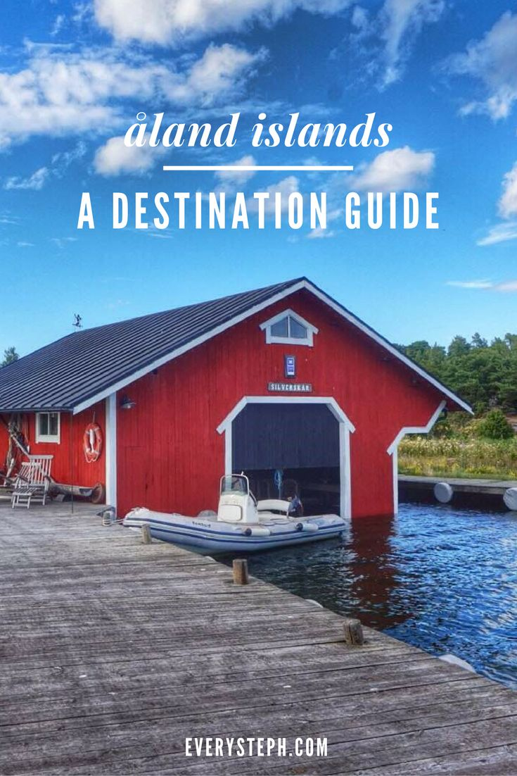 What to do in the Aland Islands, Finland: a destination guide