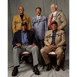 San Francisco Giants - Hall of Famers