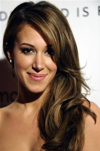 Haylie Duff hair color- pretty as a brunette