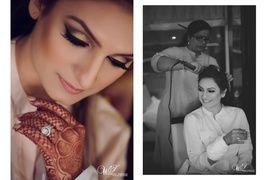Delhi NCR weddings | Chirag & Aakriti wedding story | WedMeGood