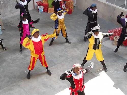 Party Piet Pablo - De Pieten Sinterklaas Move 2013 (Filmpje)