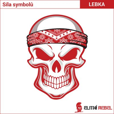 Síla symbolů - Lebka