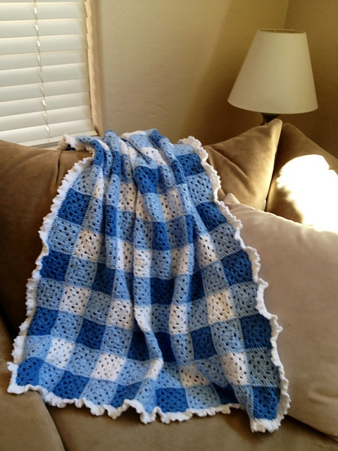 17 Best images about Knit plaid on Pinterest Afghan crochet, Blankets and C...