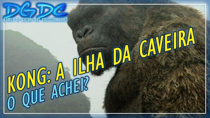 Kong: A Ilha da Caveira - O que Achei? Sem Spoiler
