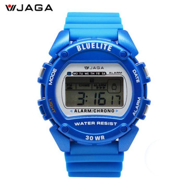 33.60$  Watch here - http://alipu9.shopchina.info/1/go.php?t=32639707272 - JAGA 2017 Luxry Brand Men Watches Relogio Masculino De Luxo Male Digital Kol Saati Waterproof Digital Wristwatches M175 33.60$ #buychinaproducts