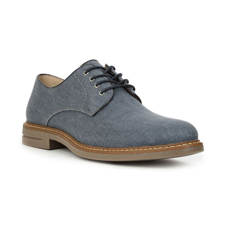 IZOD Chad Men's Oxford Shoes, Size: medium (10.5), Blue Other