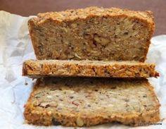 Zdrowo zakręcona: Wieloziarnisty chleb gryczany. Bez mąki, bez drożdży i zakwasu. Prosty, zdrowy i pyszny