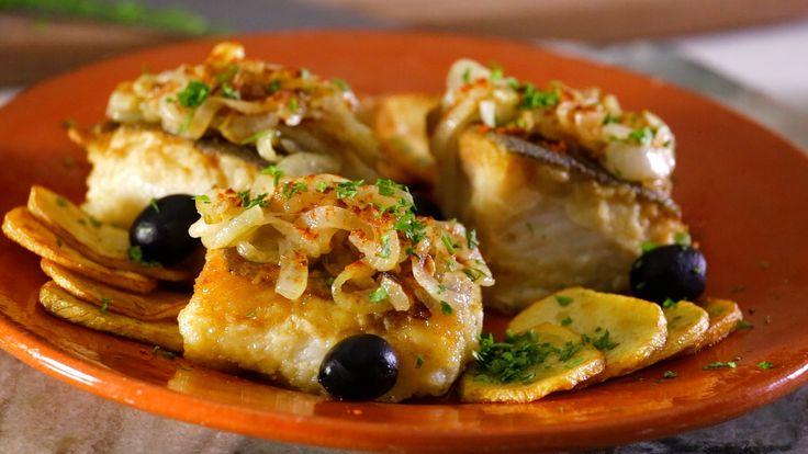 Receita de Bacalhau frito à minhota. Descubra como cozinhar Bacalhau frito à minhota de maneira prática e deliciosa!