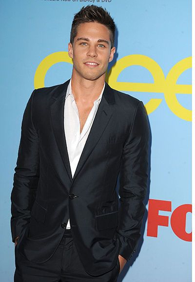 Dean Geyer, star of Glee, was born in Johannesburg, South Africa