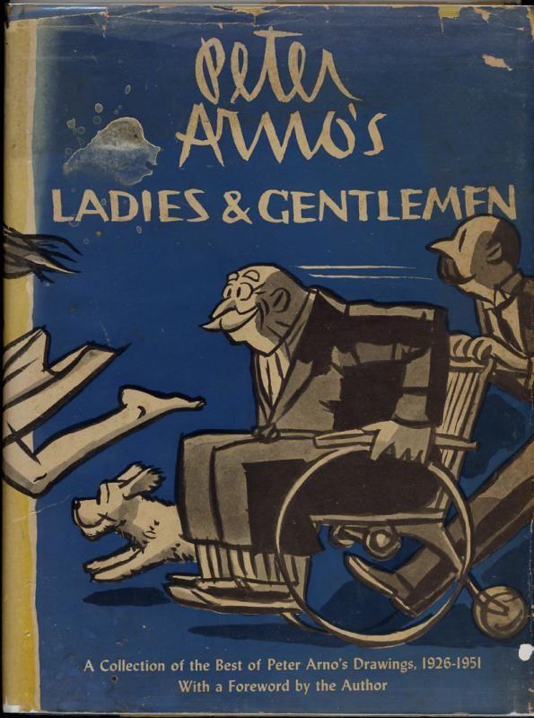 Peter Arno's Ladies & Gentlemen, 1951