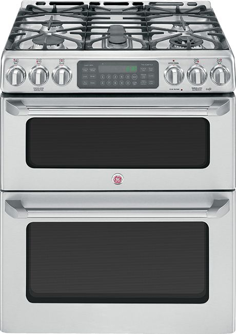 slow profile range with dual oven gas | GE Cafe appliances updated products and features | Appliancist
