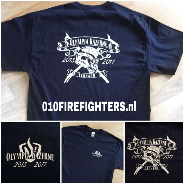 010FireFighters.nl   Firefighters Bodywear   Fire thanks for service t-shirt