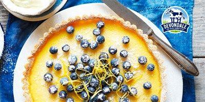 Try this Lemon Tart recipe.