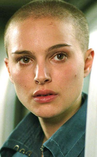 Now they natalie portman shaved her head ultimate fantasy