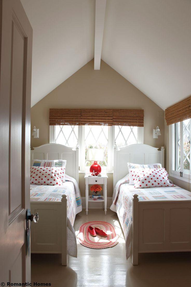I LOVE Twin Beds <3: Guest Room, Guest Bedroom, Girls Room, Twin Beds, Cottage Bedrooms, Bedroom Bliss, Decorating Tips, Bedroom Ideas
