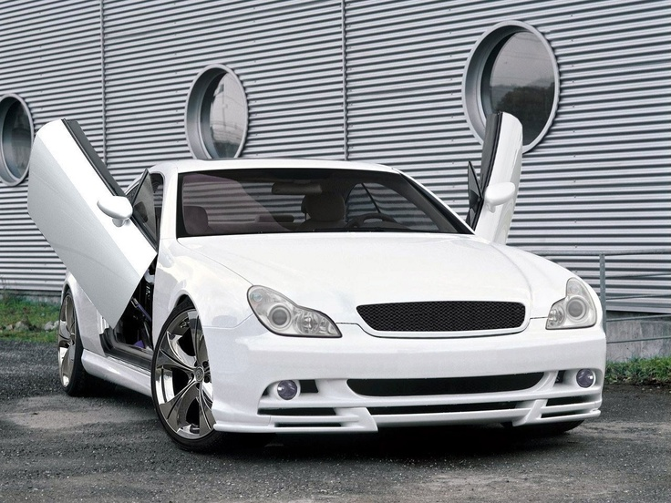 modified race cars in white color. Modified cars, Car