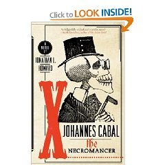 "Staffer's Pick: ""Johannes Cabal the Necromancer"" is a delightfully wicked spin on the Faustian tale that is full of wit and adventure from page one.  Johannes Cabal heads a cast of characters who are some of the most interesting and engaging in the past ten years.  A must read!"
