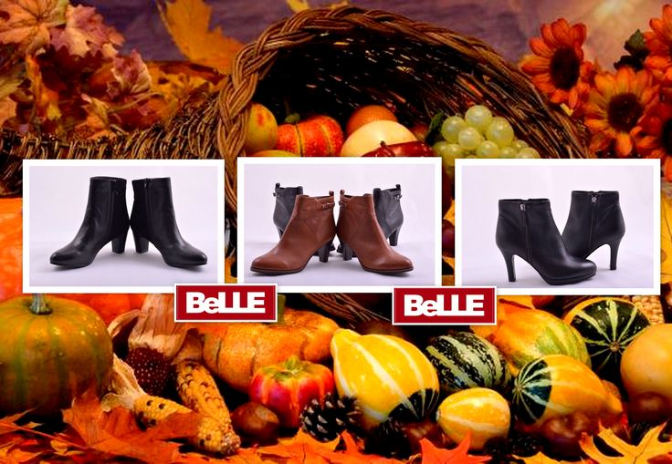 BeLLE őszi bokacipők
