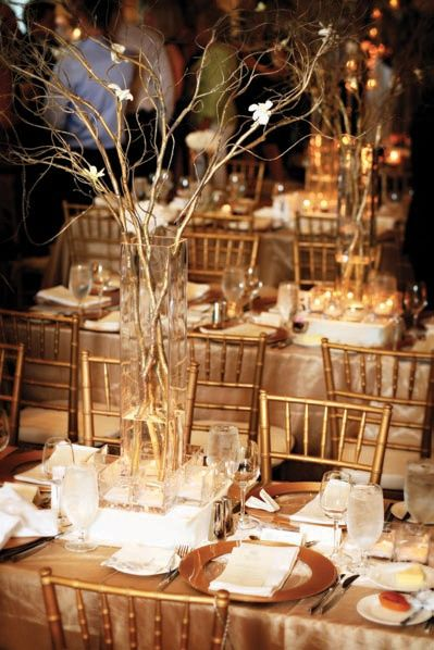 17 Best Images About Black Amp Gold Wedding On Pinterest
